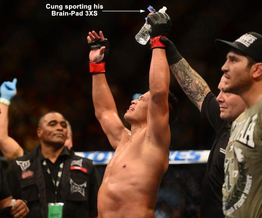 Brain-Pad-Cung-Le-3XS-Wins-No-UFC-logo